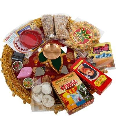 Puja Material for Shani Puja Shani Sade Sati