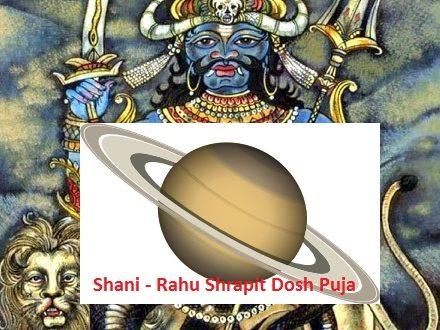 Shani Rahu Shrapit Dosh Puja