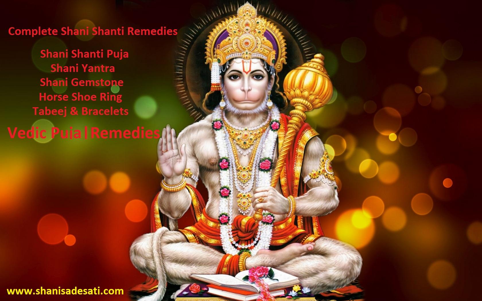 Tips and Remedies for Shani graha - Shani Sade Sati